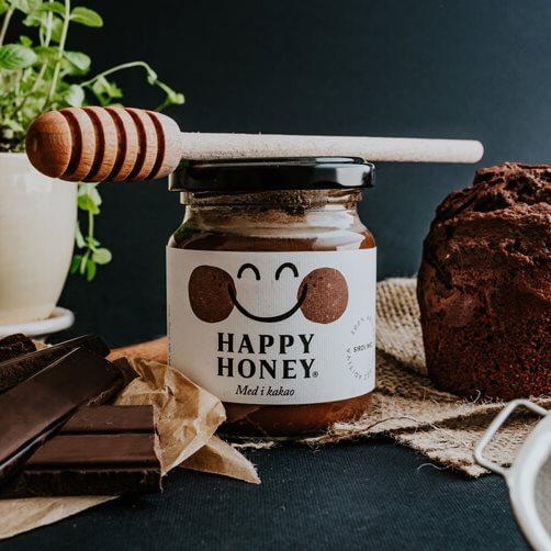 Med i kakao sirov med