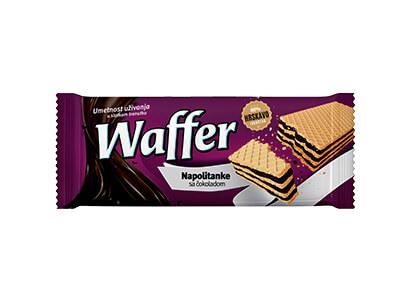 Waffer cokolada 185g