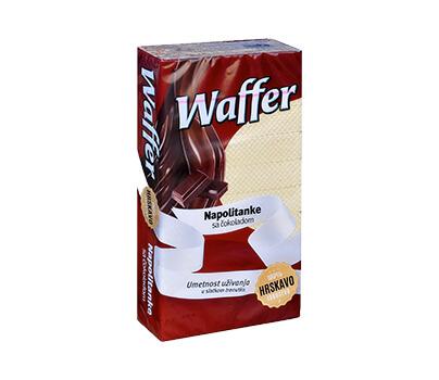 Waffer cokolada 400g